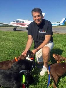 Rick Gutlon - Durham, NC - Volunteer Pilots Network