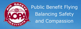 Air Safety Institute Online Course: Public Benefit Flying